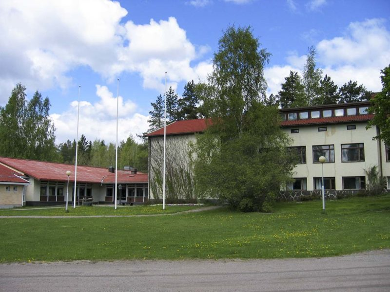 Voionmaan opisto Finland 2003